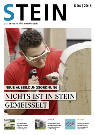 STEIN 04/16 Cover