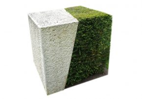 German-Design-Award-Stone-Plant-Sculpture